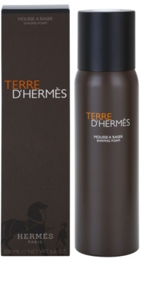 Hermès Terre D'Hermes піна для гоління для чоловіків