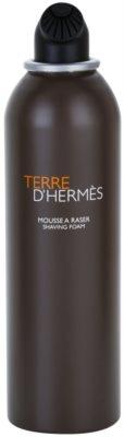 Hermès Terre D'Hermes borotválkozó hab férfiaknak 4