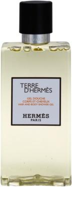 Hermès Terre D'Hermes sprchový gel pro muže 1