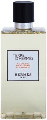 Hermès Terre D'Hermes tusfürdő férfiaknak  teszter