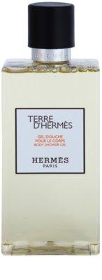 Hermès Terre D'Hermes гель для душу для чоловіків  тестер