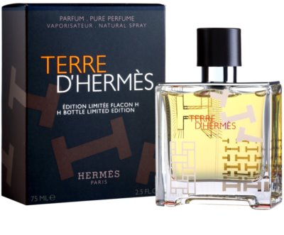 Hermès Terre D'Hermes H Bottle Limited Edition perfume para homens 2