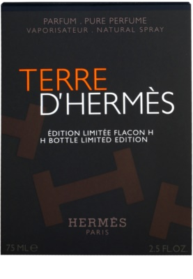 Hermès Terre D'Hermes H Bottle Limited Edition perfume para homens 1