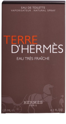 Hermès Terre D'Hermes Eau Tres Fraiche туалетна вода для чоловіків 4