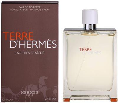 Hermès Terre D'Hermes Eau Tres Fraiche Eau de Toilette pentru barbati