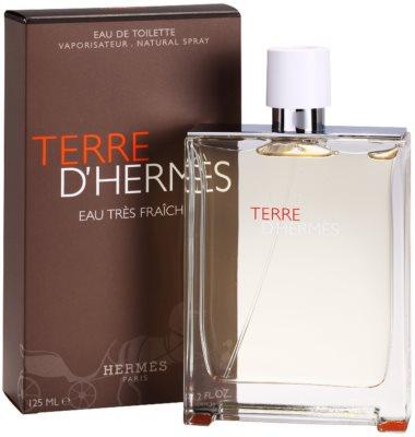 Hermès Terre D'Hermes Eau Tres Fraiche туалетна вода для чоловіків 1