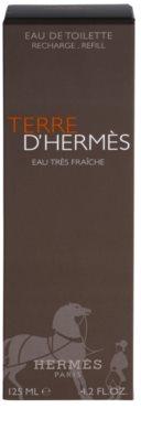 Hermès Terre D'Hermes Eau Tres Fraiche Eau de Toilette für Herren  Ersatzfüllung 4