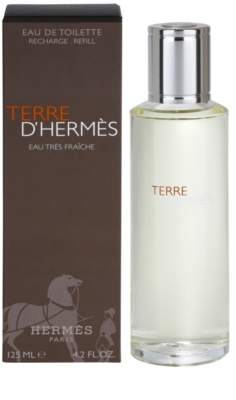 Hermès Terre D'Hermes Eau Tres Fraiche toaletna voda za moške  polnilo