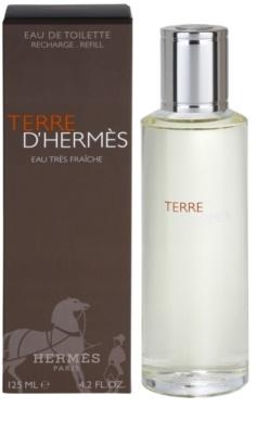 Hermès Terre D'Hermes Eau Tres Fraiche woda toaletowa dla mężczyzn  uzupełnienie