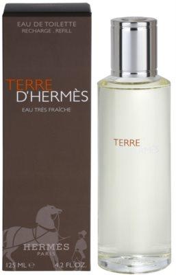 Hermès Terre D'Hermes Eau Tres Fraiche туалетна вода для чоловіків  наповнення