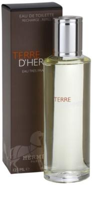Hermès Terre D'Hermes Eau Tres Fraiche Eau de Toilette für Herren  Ersatzfüllung 1