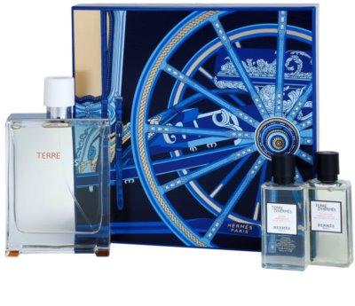 Hermès Terre D'Hermes Eau Tres Fraiche lote de regalo