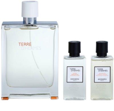Hermès Terre D'Hermes Eau Tres Fraiche coffret presente 2