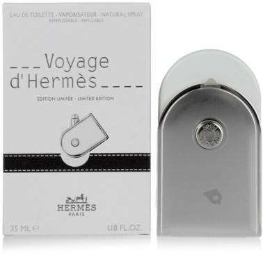 Hermès Voyage d'Hermes Limited Edition (2012) eau de toilette unisex