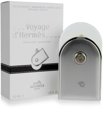 Hermès Voyage d'Hermes Limited Edition (2012) Eau de Toilette unissexo 1