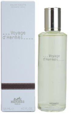 Hermès Voyage d´Hermes Eau de Toilette unissexo  recarga