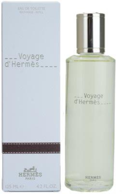 Hermès Voyage d´Hermes toaletna voda uniseks  polnilo