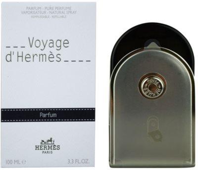 Hermès Voyage d´Hermes parfum uniseks  polnilni