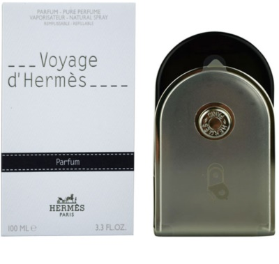 Hermès Voyage d´Hermes parfüm unisex  utántölthető