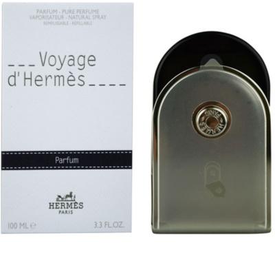 Hermès Voyage d´Hermes парфюм унисекс  пълнещ