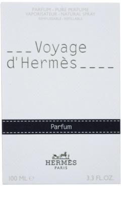 Hermès Voyage d´Hermes parfüm unisex  utántölthető 3