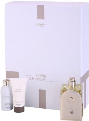 Hermès Voyage d´Hermes ajándékszettek
