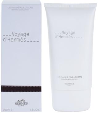 Hermès Voyage d´Hermes mleczko do ciała unisex