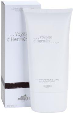 Hermès Voyage d´Hermes Körperlotion unisex 1