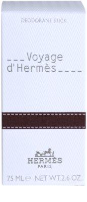 Hermès Voyage d´Hermes дезодорант-стік унісекс 3