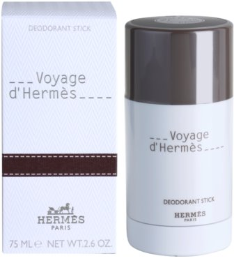 Hermès Voyage d´Hermes дезодорант-стік унісекс