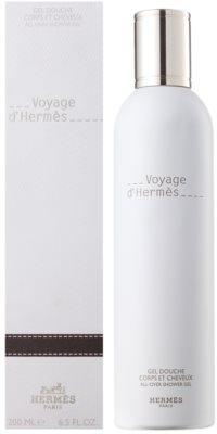 Hermès Voyage d´Hermes Shower Gel unisex