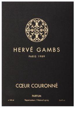 Herve Gambs Coeur Couronne parfém unisex 4