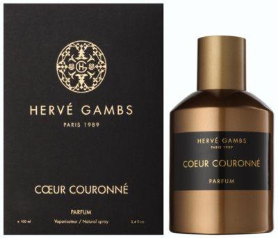 Herve Gambs Coeur Couronne parfum uniseks