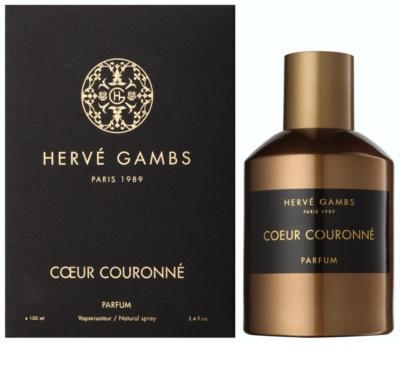 Herve Gambs Coeur Couronne perfume unissexo