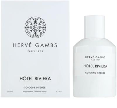 Herve Gambs Hotel Riviera Eau de Cologne unissexo