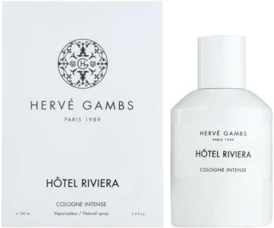 Herve Gambs Hotel Riviera одеколон унісекс