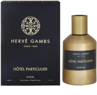Herve Gambs Hotel Particulier парфюм унисекс