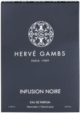Herve Gambs Infusion Noire eau de parfum unisex 4