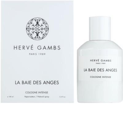 Herve Gambs La Baie des Anges Eau de Cologne unissexo