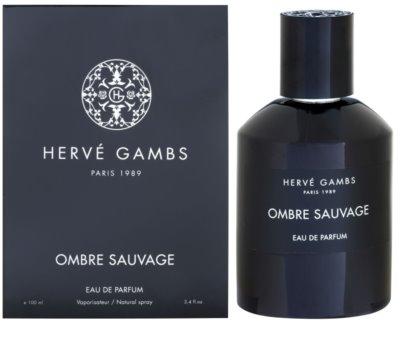Herve Gambs Ombre Sauvage woda perfumowana unisex