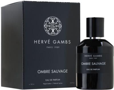 Herve Gambs Ombre Sauvage Eau de Parfum unisex 1