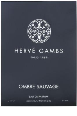 Herve Gambs Ombre Sauvage Eau de Parfum unisex 4
