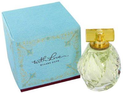 Hilary Duff With Love parfémovaná voda pro ženy