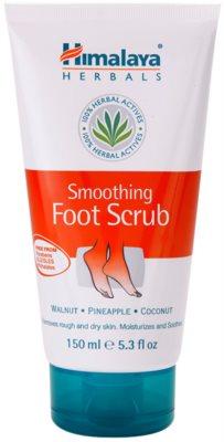 Himalaya Herbals Body Care Foot exfoliant pentru talpile picioarelor