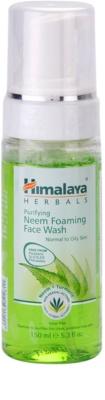 Himalaya Herbals Face Care Washes čistiaca pena  pre normálnu až mastnú pleť