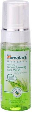 Himalaya Herbals Face Care Washes espuma limpiadora para pieles normales y grasas