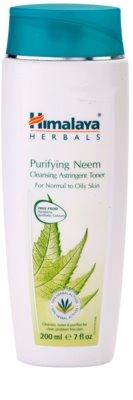 Himalaya Herbals Face Care Toners lotiune faciala pentru curatare profunda pentru piele normala si grasa