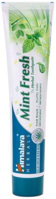Himalaya Herbals Oral Care fogkrém a friss leheletért