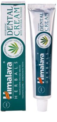 Himalaya Herbals Oral Care Zahncreme für frischen Atem 1