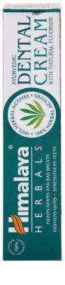 Himalaya Herbals Oral Care крем за зъби за свеж дъх 2
